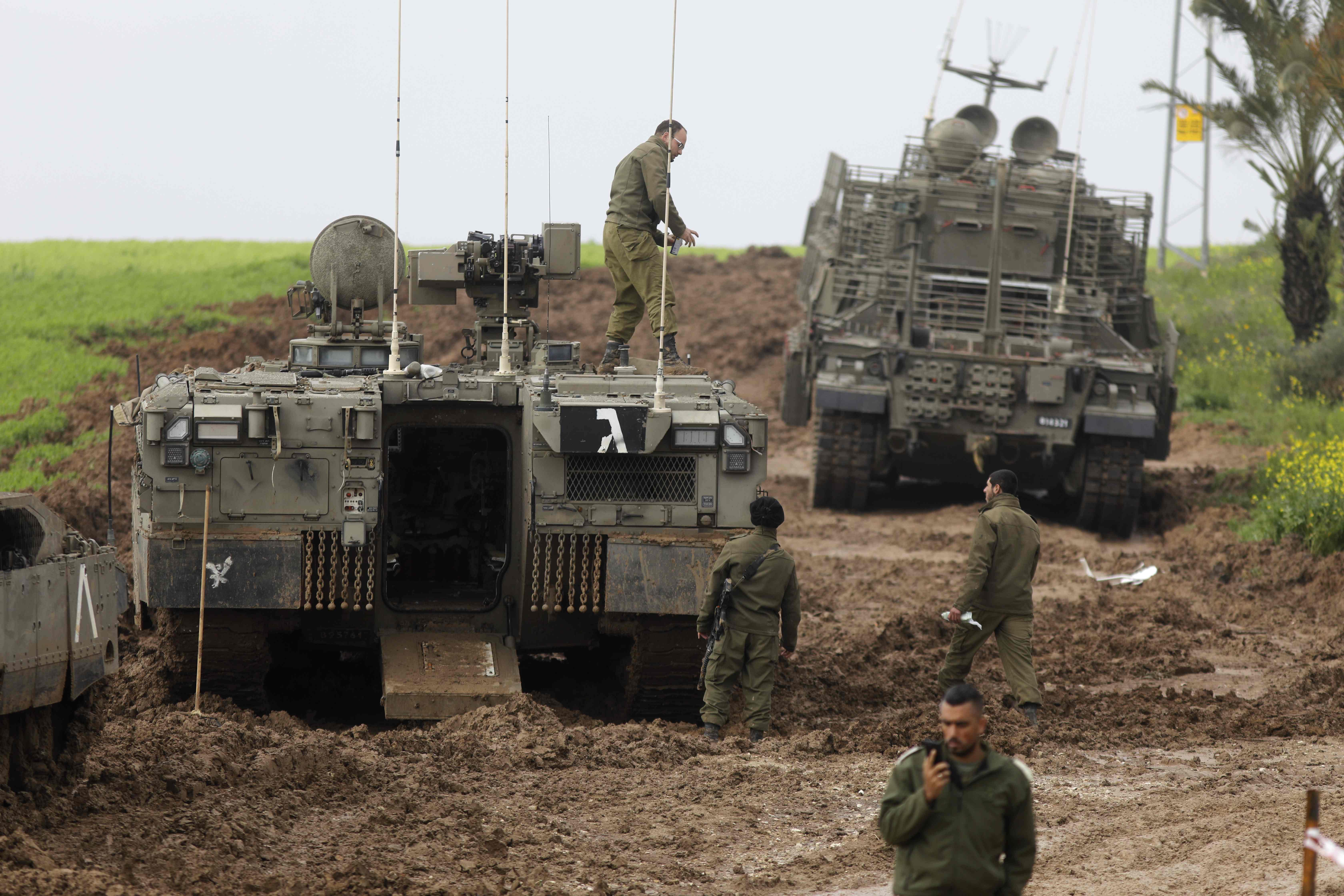 Israel responde a ataque proveniente da Faixa de Gaza