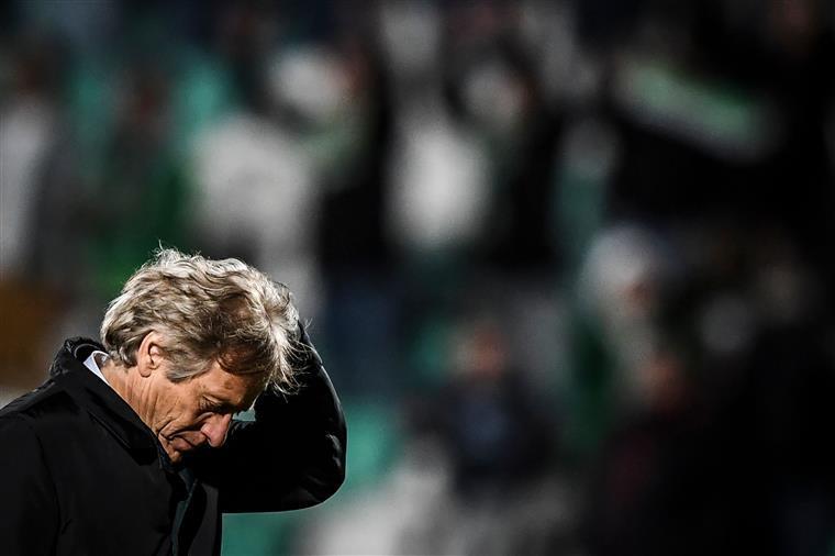 Sporting perde frente ao Estoril