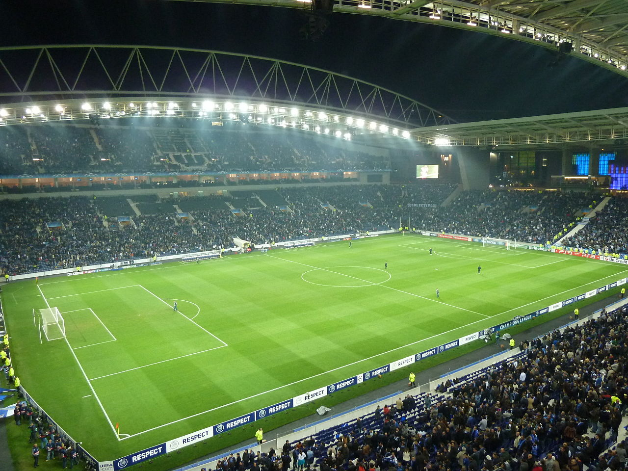 FC Porto-Sporting, 1-0 — Resultado Final