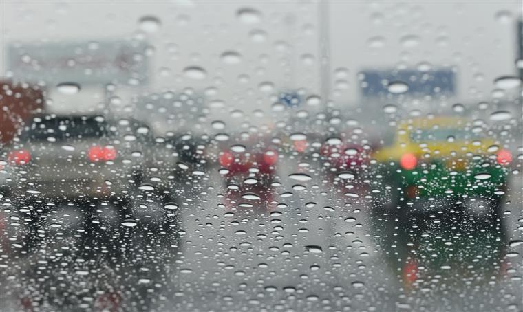 Carnaval. Frio mantém-se e chuva também aparece