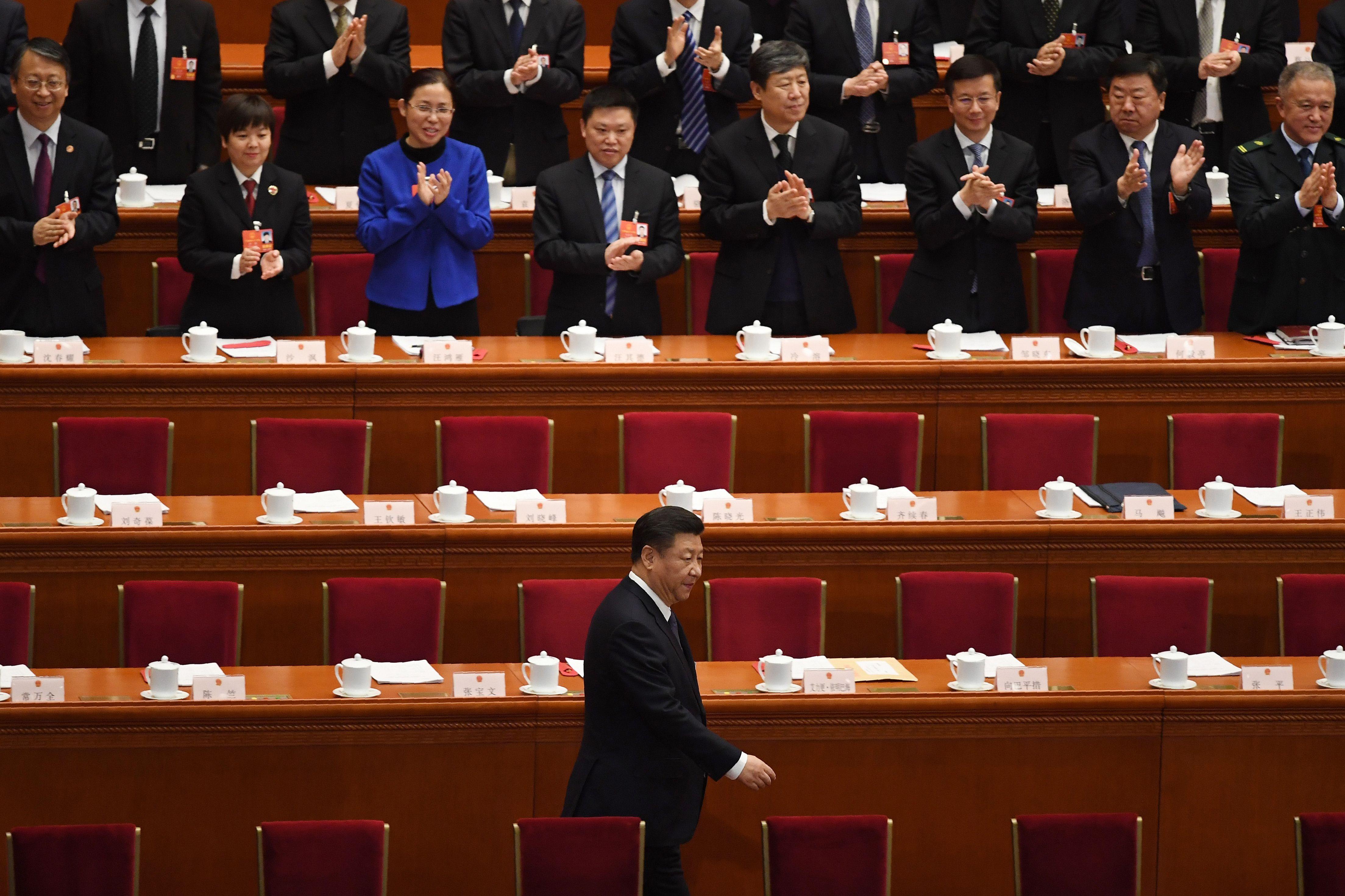 Xi Jinping para sempre: China acaba com o limite de mandatos presidenciais