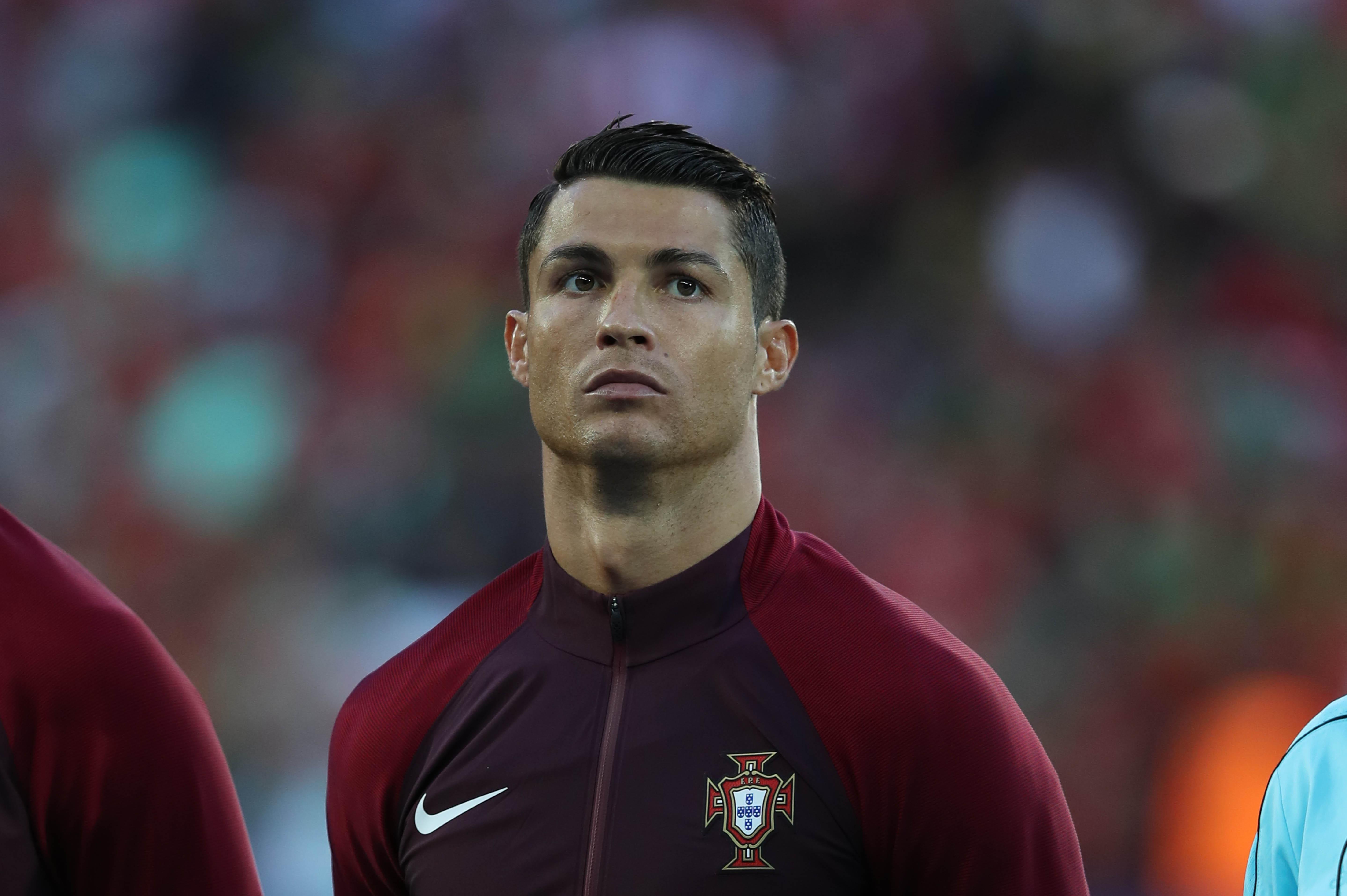 Ninguém se pode comparar comigo, ninguém mais será Cristiano Ronaldo