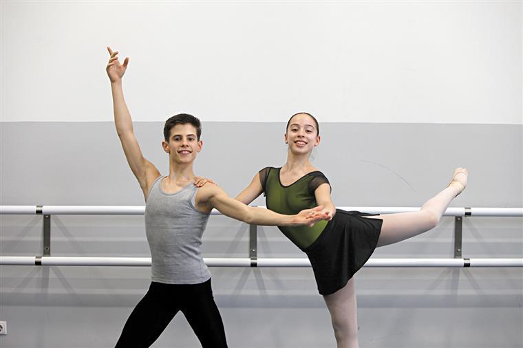 7fb5c89a84 Ballet. De Leiria para o mundo