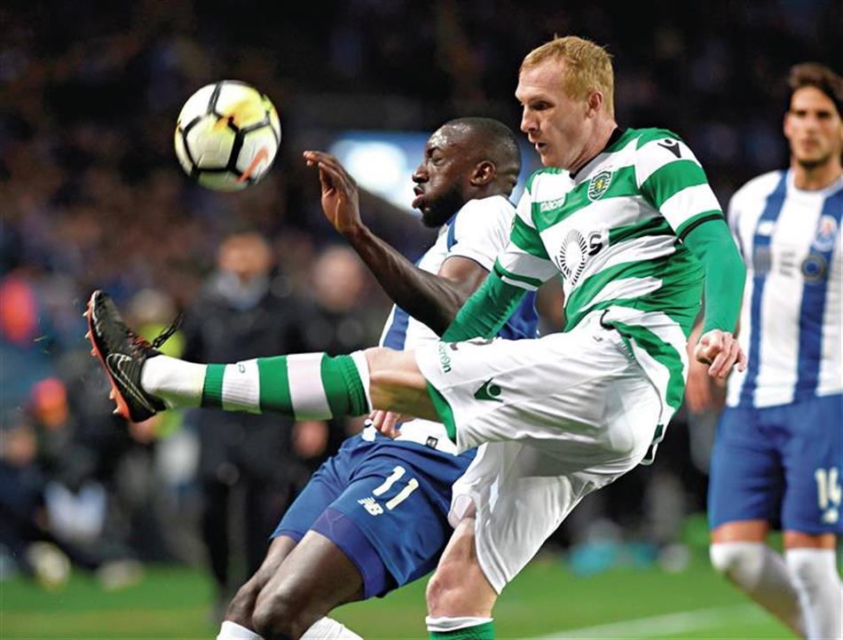 Ta U00e7a De Portugal Sporting Vence FC Porto E Est U00e1 No Jamor