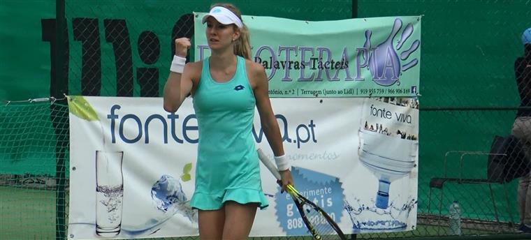 Ténis. 2.º Obidos Ladies Open: Urszula Radwanska nas meias-finais três anos depois