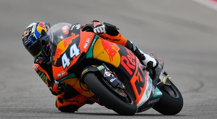 [Moto2] Miguel Oliveira consegue 2.º pódio 636039