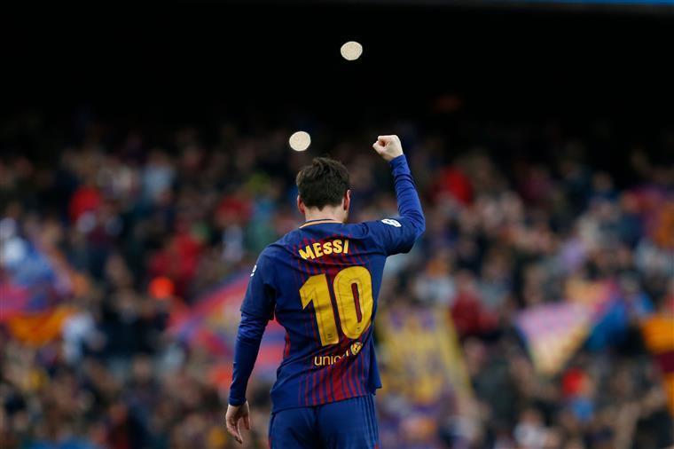 Messi foi o único a ultrapassar a barreira dos 100 milhões de euros