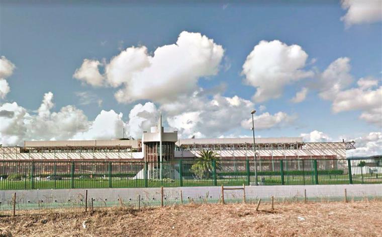 Instalações do BdP no Carregado são guardadas por militares da GNR Miguel Silva