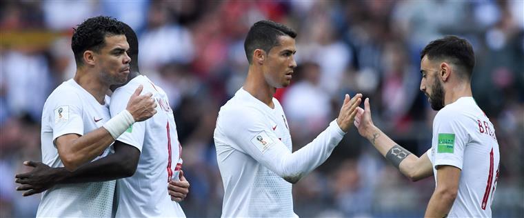 Portugal - Marrocos. Se jogamos bem ou mal...