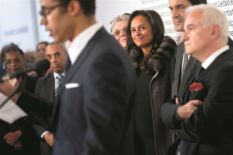 Isabel dos Santos e Carlos Silva . Ana Gomes pede reavaliação da idoneidade