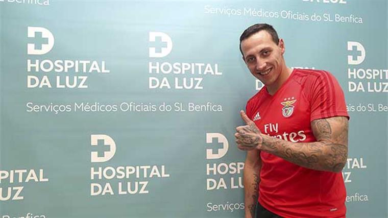 É oficial, Cristián Lema vai reforçar o Benfica na próxima época