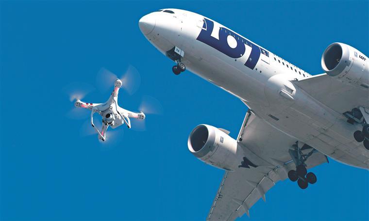 """ANAC considera que  a operação massiva  e desregulada de drones pode """"afetar a segurança operacional  da navegação aérea"""""""