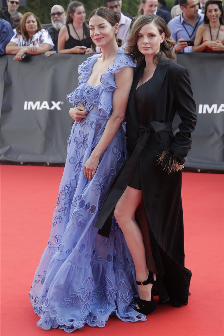 Rebecca Ferguson e Michelle Monaghan