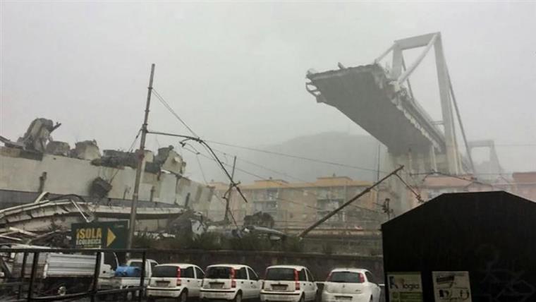 Génova. Governo sabia que a ponte estava instável desde fevereiro