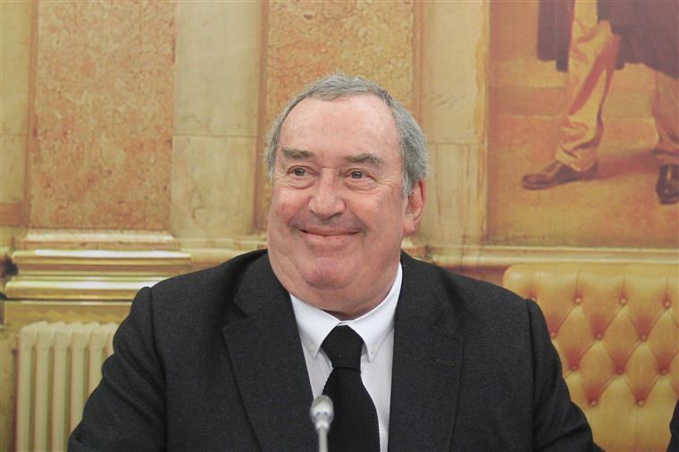 Velório de Pedro Queiroz Pereira realiza-se hoje na Basílica da Estrela
