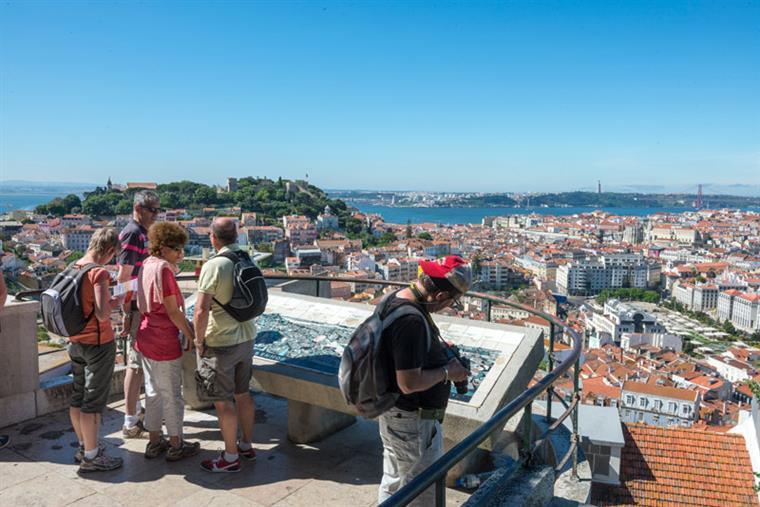 Lisboa Medina Garante Que O Miradouro De Nossa Senhora Do Monte Vai Ficar Intacto