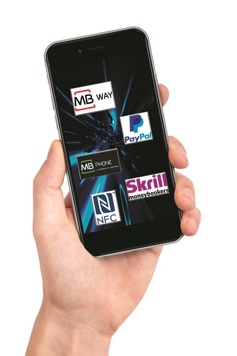 e915becf5 Pagamentos. Aprenda a usar o multibanco no telemóvel