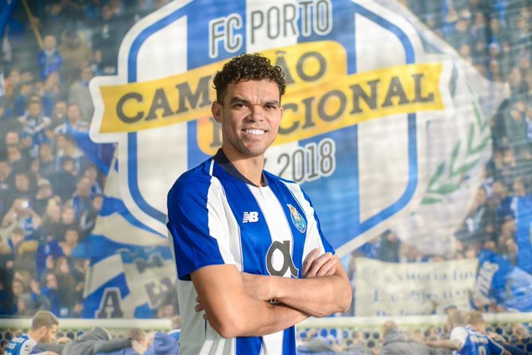 59d52be1cc Pepe no FC Porto. Doze épocas depois