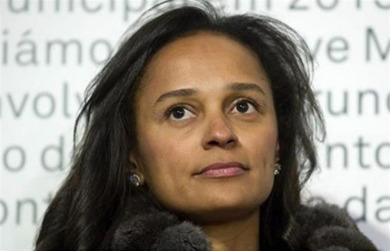 Isabel dos Santos diz que se endivida para investir e que não usa dinheiro público