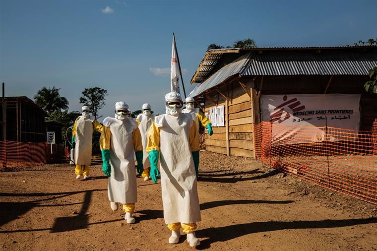 Emergência na África Ocidental fez soar os alarmes