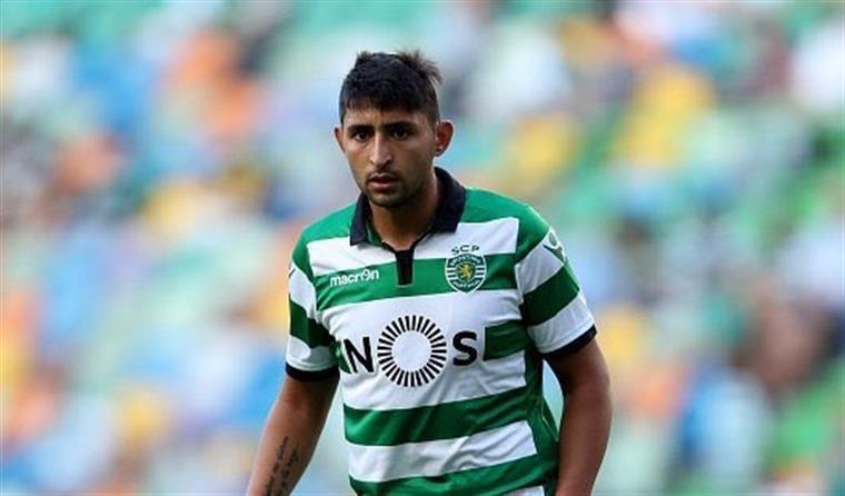 Ex-jogador do Sporting detido na Argentina  depois de discussão que levou a ameaças