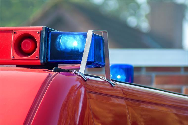 Quatro feridos após acidente na A1 em Santa Maria da Feira