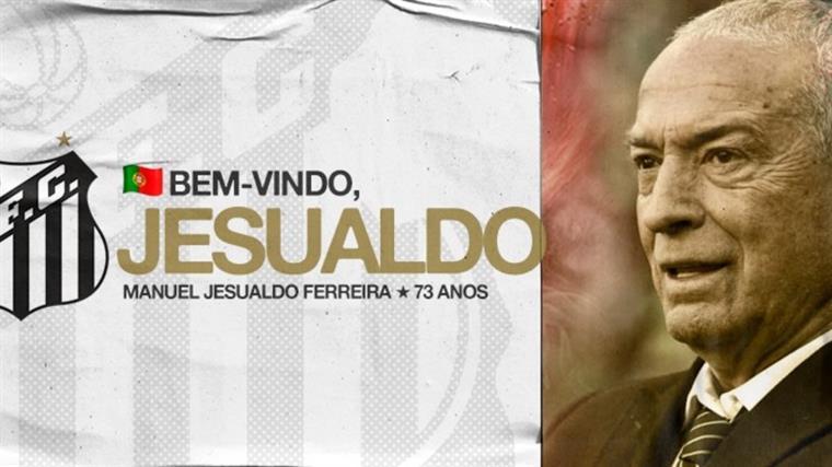 Resultado de imagem para Jesualdo Ferreira é o novo treinador do Santos