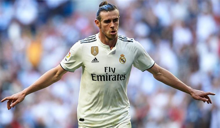 """Bale sobre Mourinho no Tottenham: """"Não podia haver melhor combinação"""""""