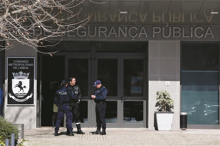PSP, GNR e Governo reuniram, mas não ficou nada decidido