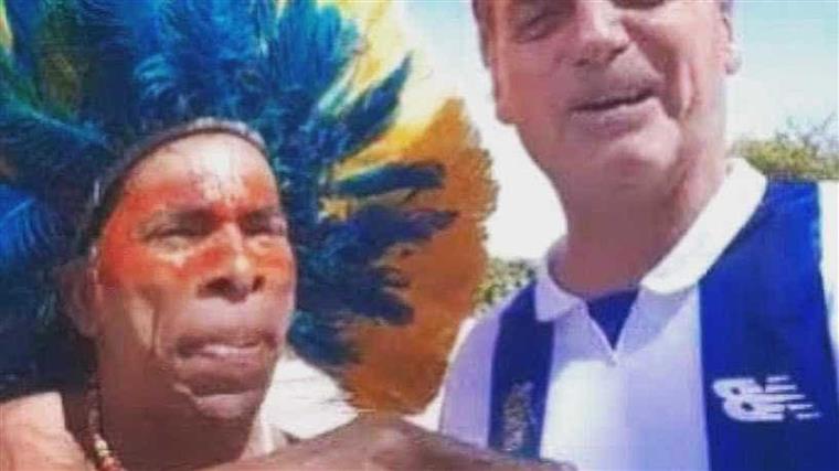 Bolsonaro volta a mostrar amor pelo FC Porto
