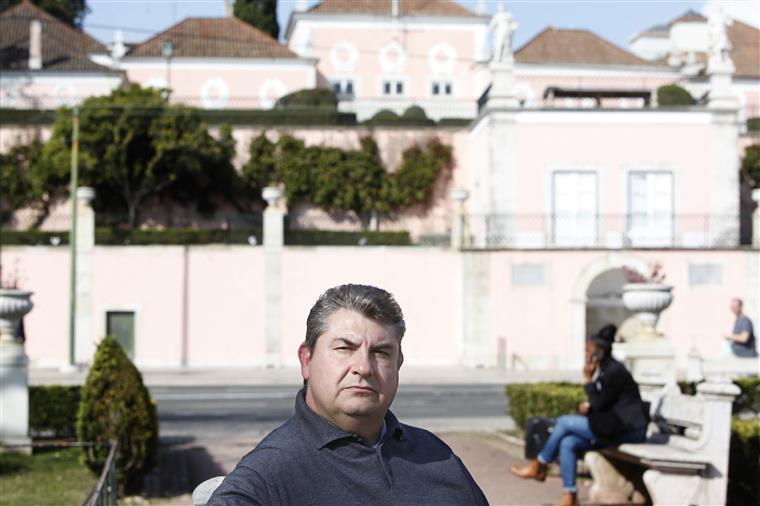 Carlos Ramalho admite suspender greve de fome nas próximas horas