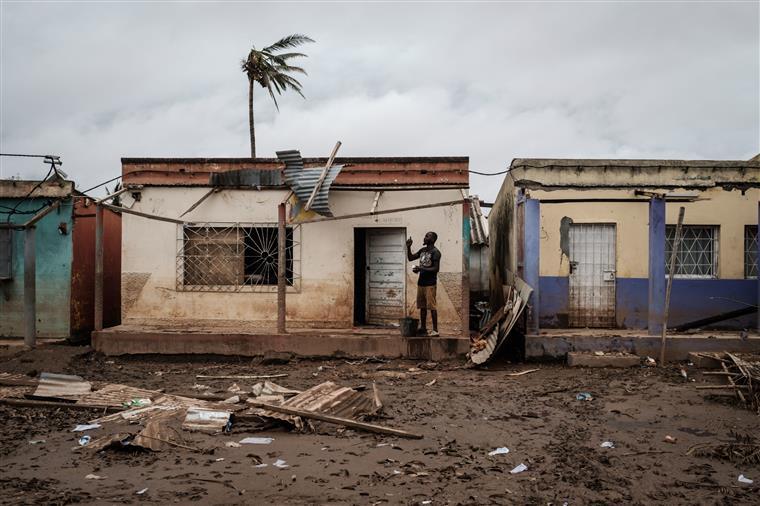 Ciclone Kenneth põe Moçambique em alerta vermelho