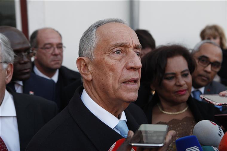 Marcelo Rebelo de Sousa orgulha-se de poder andar 'à vontade' em Portugal