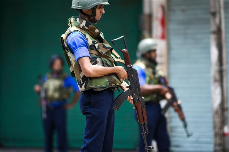 Nova explosão perto da capital do Sri Lanka