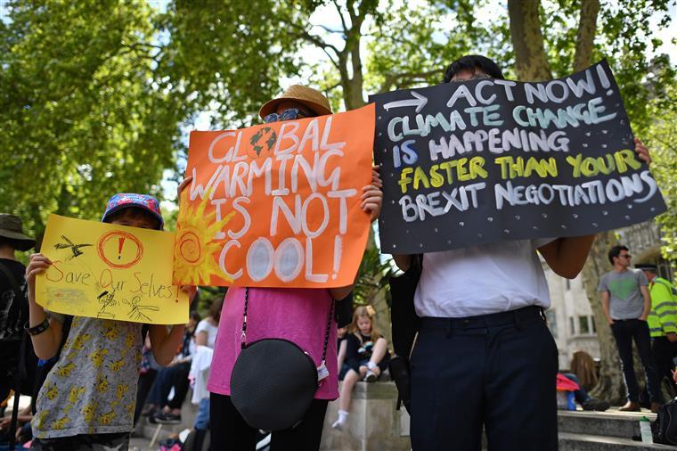 Será Portugal o próximo país a declarar emergência climática?