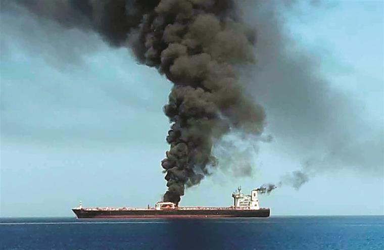 É o segundo ataque aos petroleiros em pouco mais de um mês