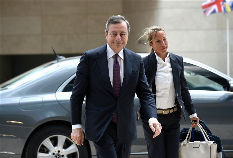 Ciao Draghi. BCE começa a despedir-se  do banqueiro italiano
