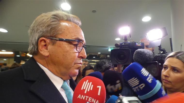 Pedro Pinto lidera a distrital e foi informado da decisão
