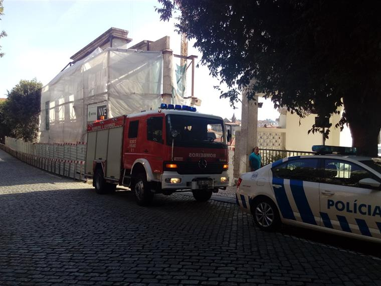Operário morre num acidente de trabalho em Guimarães