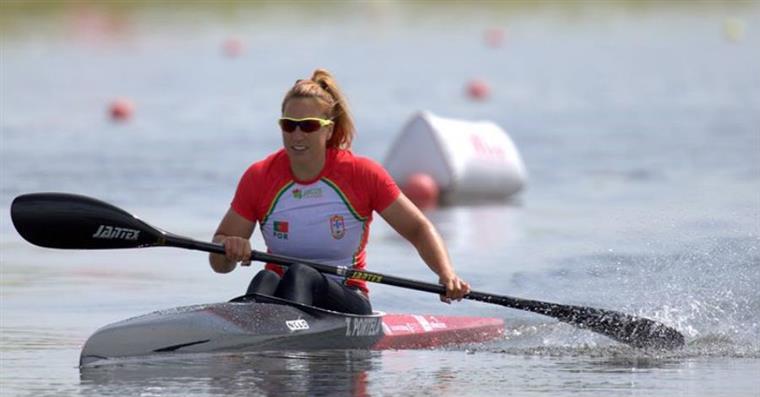 Teresa Portela falha qualificação direta para Tóquio2020