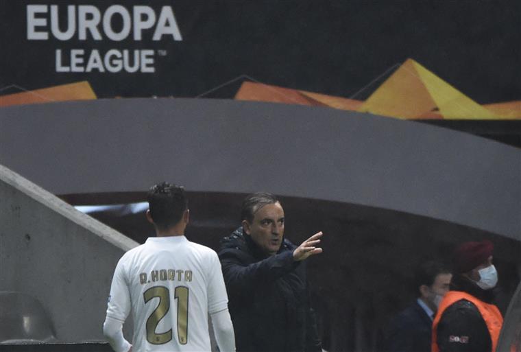 SC Braga vence na Ucrânia por 2-1
