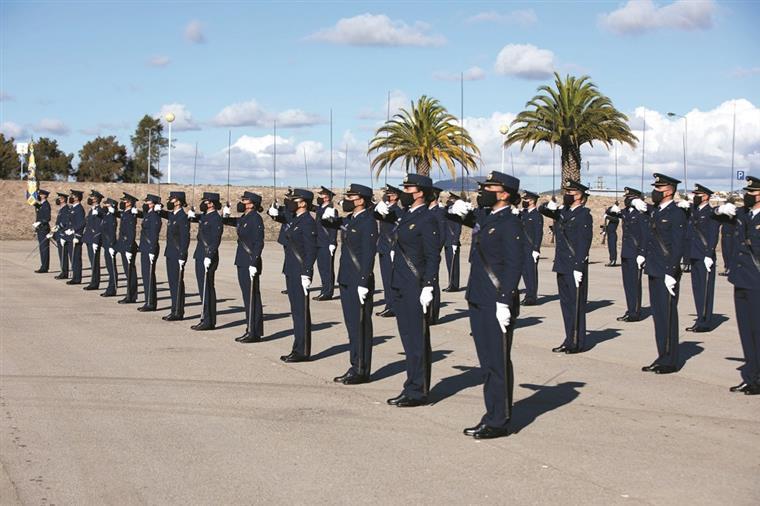 Força Aérea. Recruta com 430 instruendos  é 'garantia de resposta'