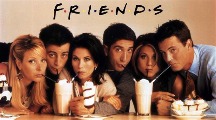 Elenco de Friends volta a reunir-se em maio para episódio especial