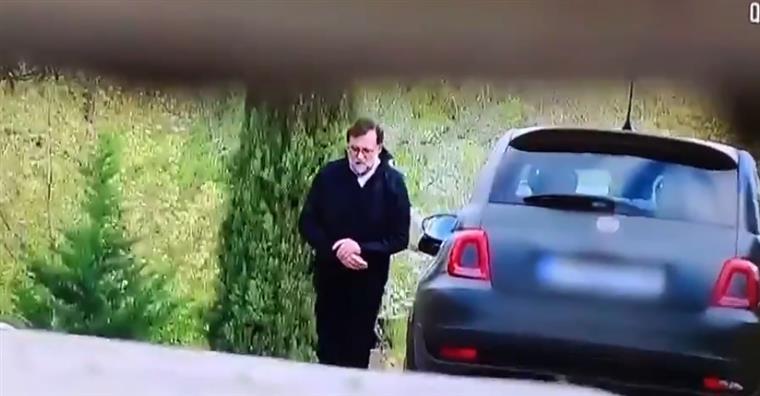 Mariano Rajoy fura confinamento obrigatório para fazer exercício (com vídeo)