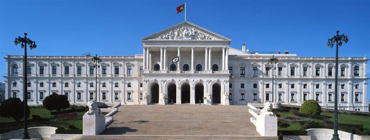 Homem atirou dois cocktails molotov contra escadaria da Assembleia da República