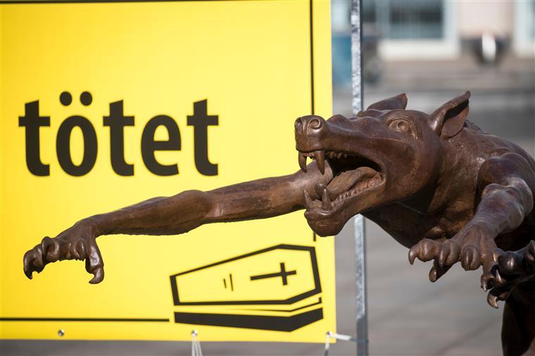 Alemanha aproxima-se da barreira dos 100 mil infetados mas óbitos são pouco mais de 1.600