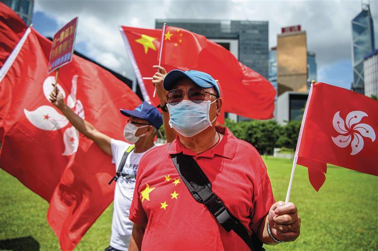 """Hong Kong. A lei que pode ser uma """"ameaça"""" aos direitos humanos"""