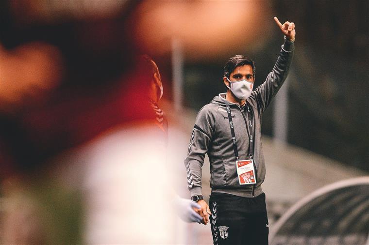 Custódio deixa comando técnico do Braga