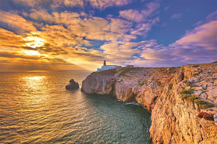 """O pôr do sol no Cabo de São Vicente já era """"famoso"""" no século II"""
