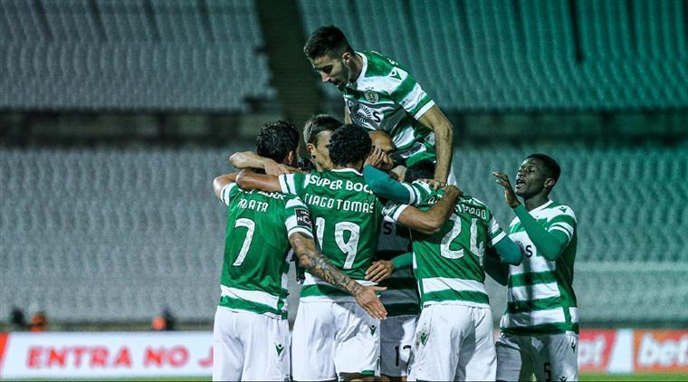 Sporting Vence Boavista Por 0 2